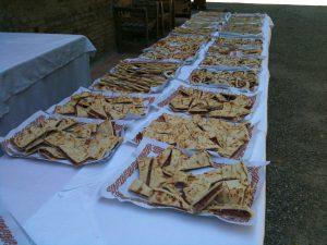 Catering piadina romagnola