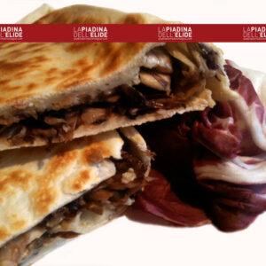 Crescione radicchio e gorgonzola Conf.2 Pz.