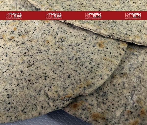 Piadina con farina di grano saraceno Conf.10 Pz.