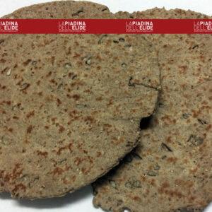 Piadina con farina sette cereali Conf. 5 Pz.