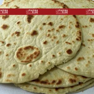 Piadina con farina di kamut Conf.5 Pz.